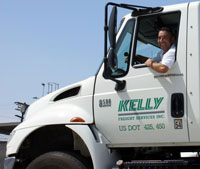 About Us - Kelly Freight Services